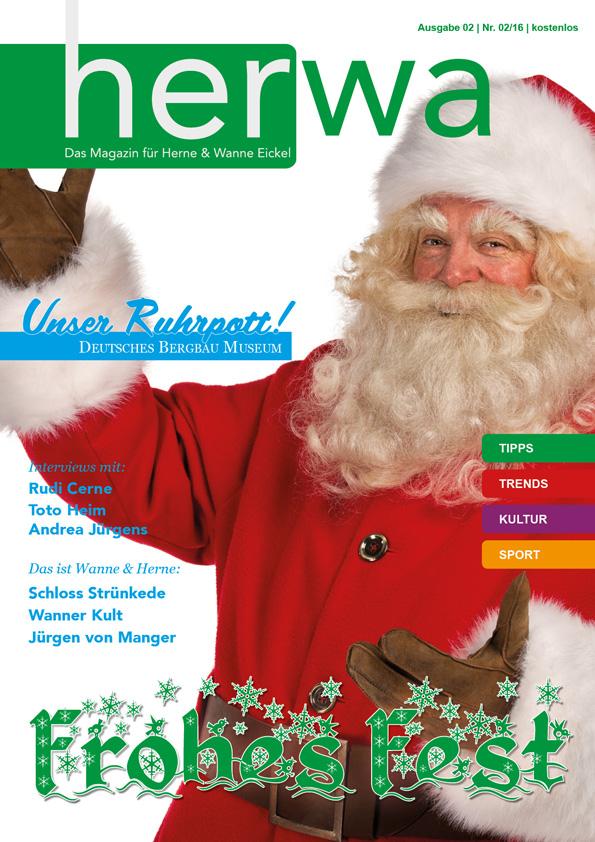 02 02 16 Herwa Das Magazin Fur Herne Wanne Eickel